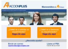 enlace.accionplus.com