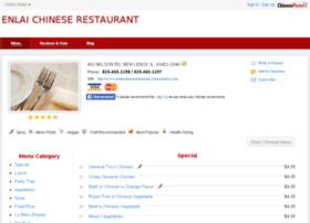 enlaichineserestaurant.chinesemenu.com