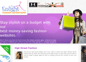 enlightofashionadvertising.com