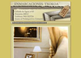 enmarcaciones-txokoa.com