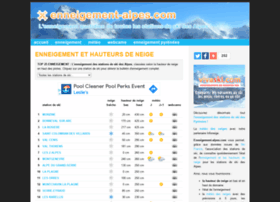 enneigement-alpes.com