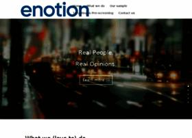 enotion.com