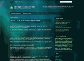 enoughmoney.wordpress.com