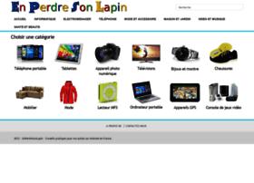 enperdresonlapin.com