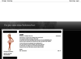 enproanamiasbekannelser.bloggplatsen.se