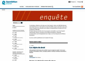 enquete.revues.org