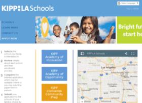 enroll.kippla.org