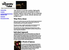 ens.utulsa.edu