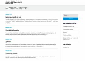 ensayospsuonline.com