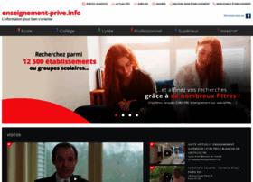 enseignement-prive.info