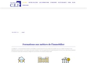 enseignementimmobilier.com