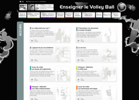 enseignerlevolleyball.com
