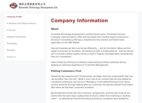 ensemble.com.hk