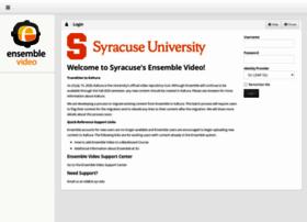 ensemble.syr.edu