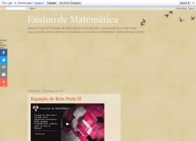 ensinodematemtica.blogspot.com