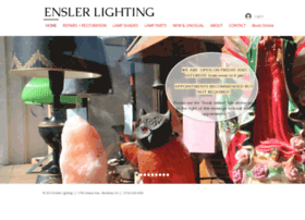 enslerlighting.com