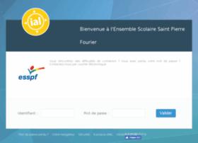 enspf.edulog.fr