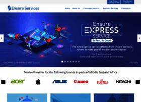 ensureservices.com
