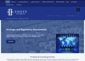 ensysenergy.com