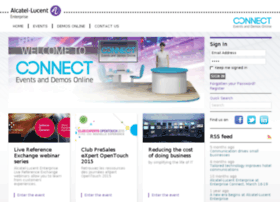 enterprise-connect.alcatel-lucent.com