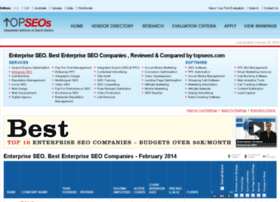 enterprise-seo.topseosratings.com