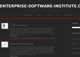 enterprise-software-institute.com