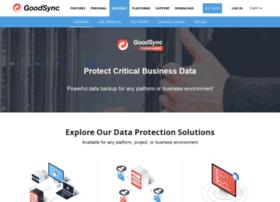 enterprise.goodsync.com