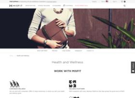 enterprise.misfit.com