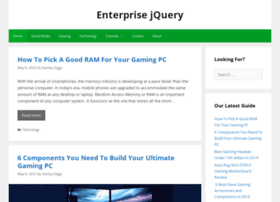 enterprisejquery.com