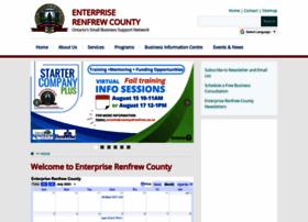 enterpriserenfrewcounty.com