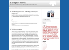 enterprisesearchblog.com