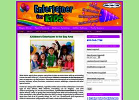 Entertainerforkids.com