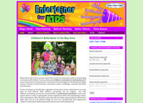 entertainerforkids.com