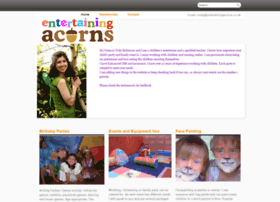 entertainingacorns.co.uk