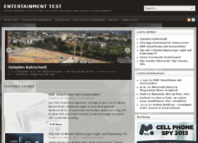 entertainment-test.de