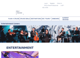 entertainment.hollandamerica.com
