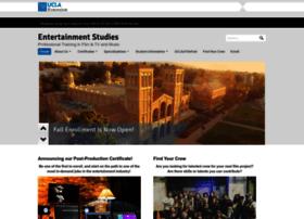 entertainment.uclaextension.edu