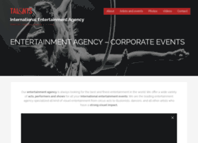 entertainmentagency.org