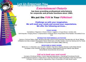 entertainmentontario.com