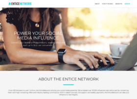 enticeleads.com