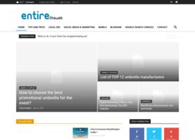 entiretheweb.com