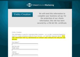 entity.visionsolutionmarketing.com