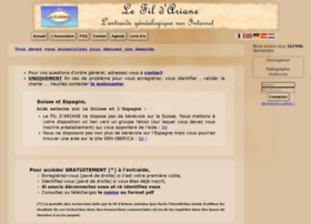 entraide-genealogique.net