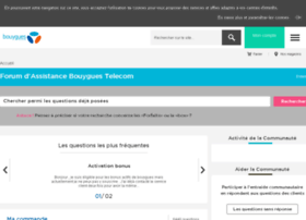 entraide.bouyguestelecom.fr