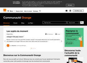 entraide.orange.fr
