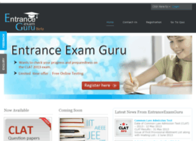 entranceexamguru.com
