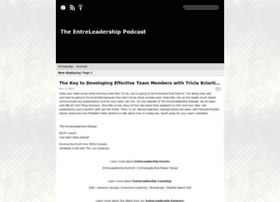 entreleadershippodcast.entreleadership.libsynpro.com