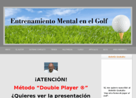entrenamientomentalenelgolf.com