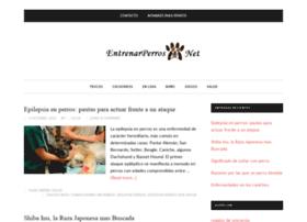 entrenarperros.net