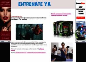 entrenateya.blogspot.com